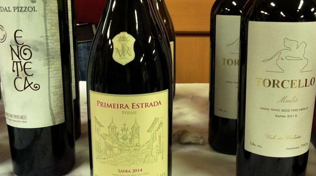 Vinho feito em Minas chama atenção na degustação de tintos nacionais