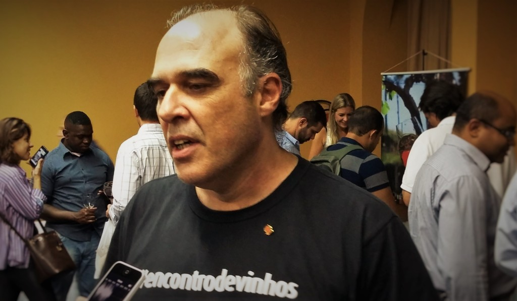 Duarte: 'Vinho sem chatice'