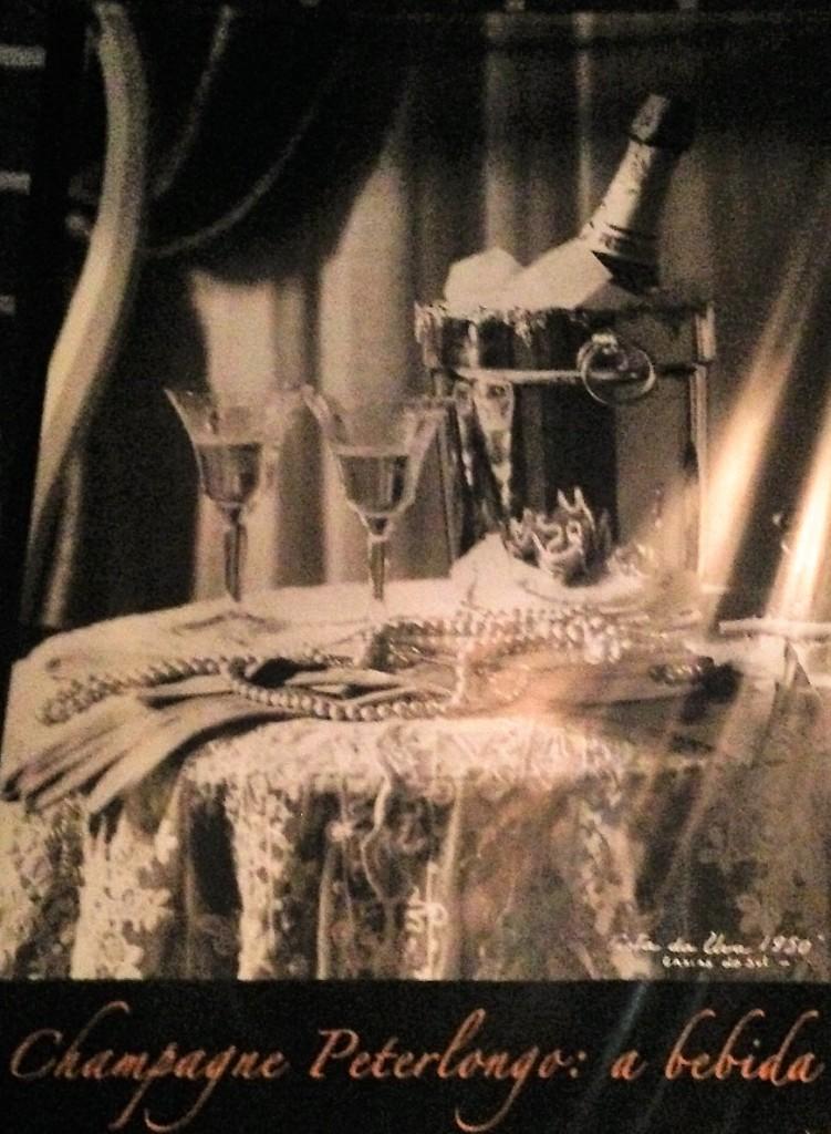 Foto 'ousada' na primeira metade do século XX