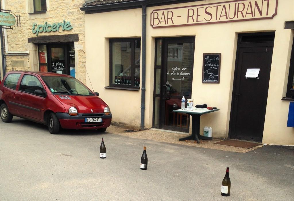 Puligny 1 - vaga carro 2