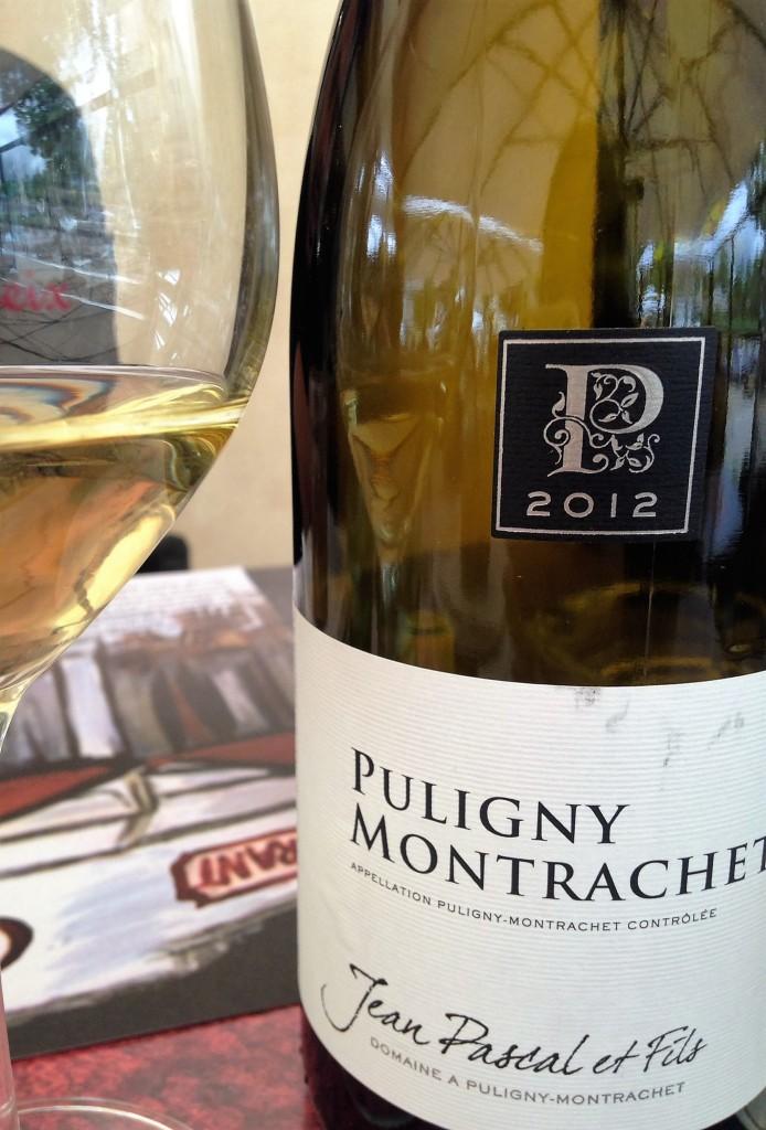 Puligny 2 - vinho almoço 2
