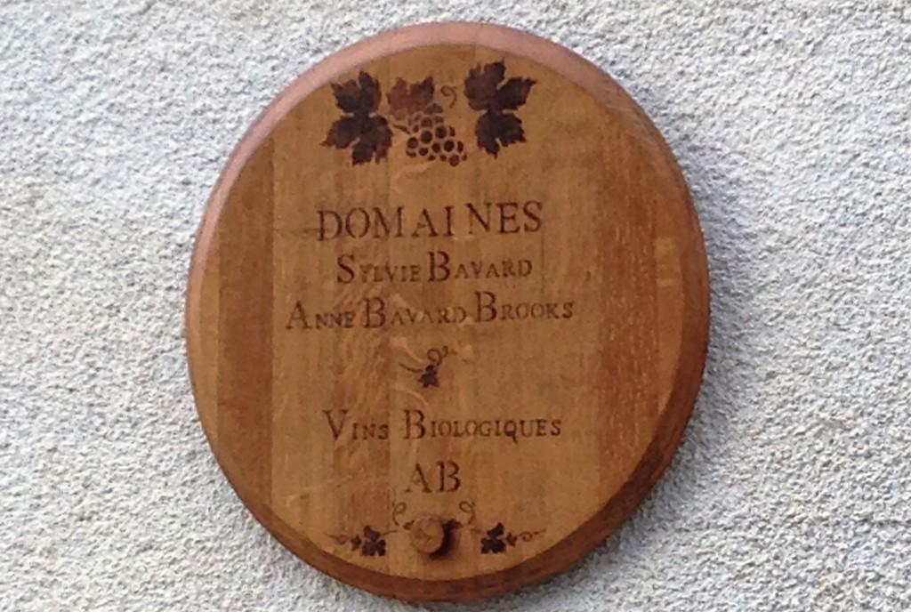 Puligny 3 - Sylvie Bavard - placa