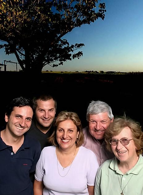 Família no comando (Divulgação)