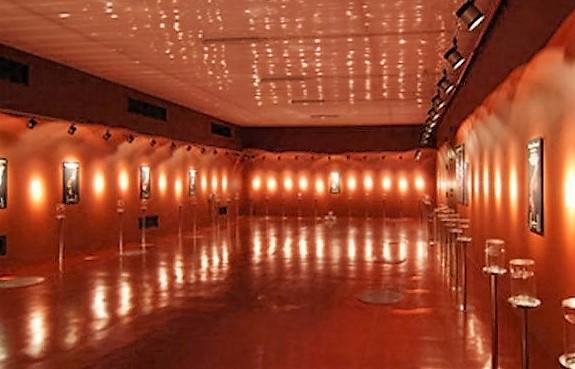 O Salão de Aromas da bodega: incrível experiência sensorial (foto: divulgação)