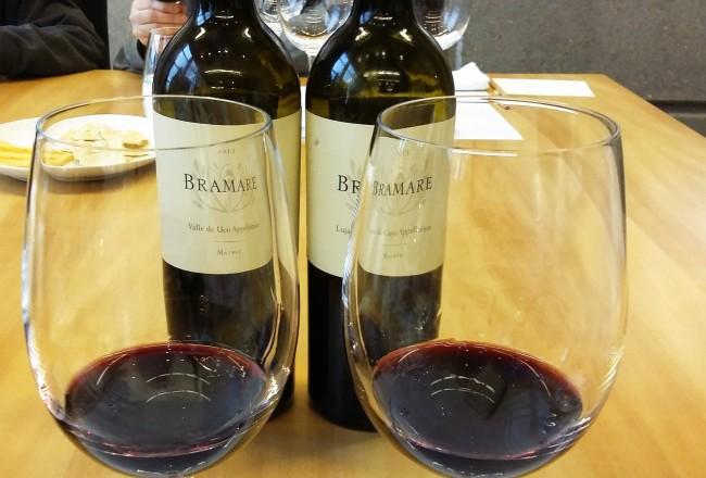 Na segunda visita à Viña Cobos, conhecemos ainda melhor a linha de vinhos da bodega