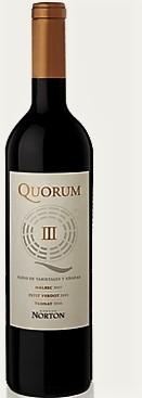 Norton visita - vinho Quorum III