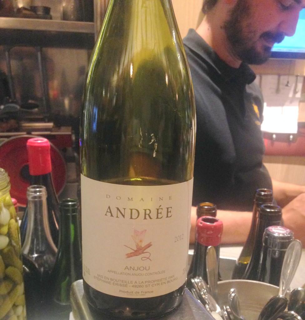Um dos vinhos que adoramos