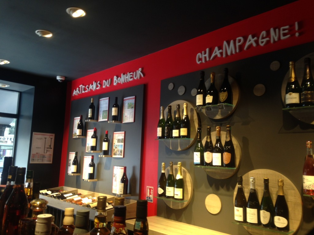 Lojinha vende vinhos de cerca de 90 produtores independentes franceses