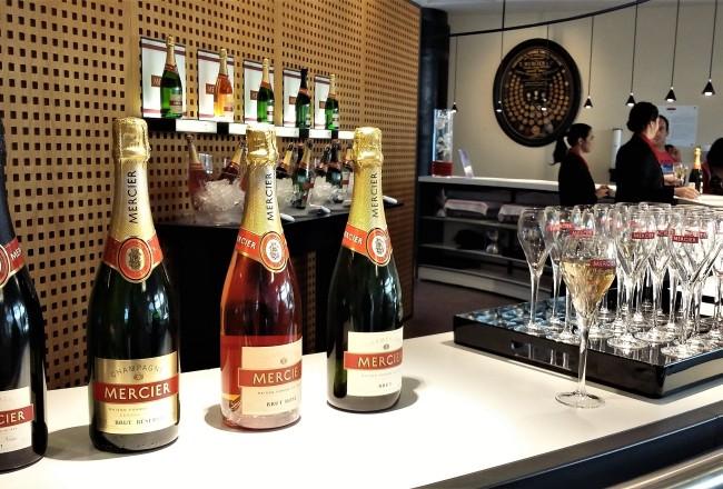 Um passeio imperdível pela mais turística das 'maisons' de champanhe da França