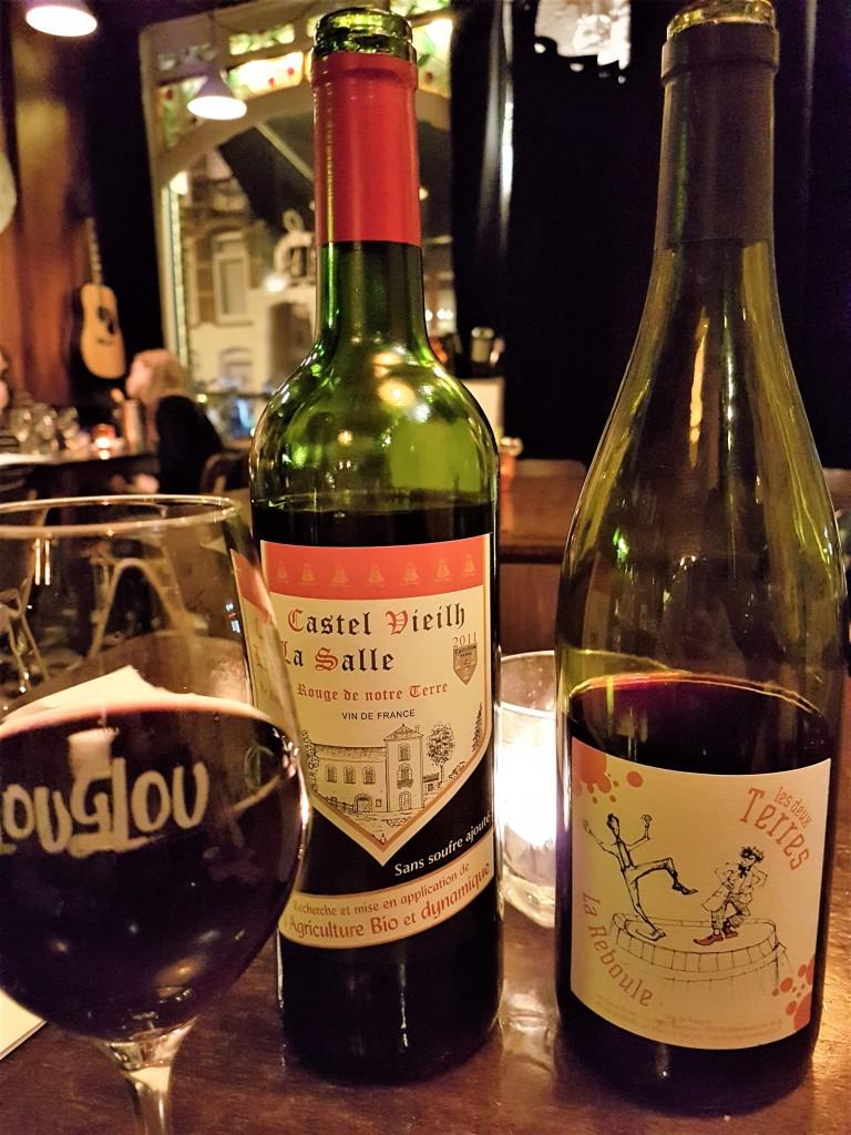 Bordeaux e Rhône, os tintos que provamos