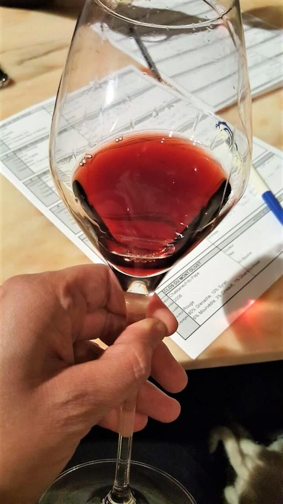 La Dernier - taça vinho tinto