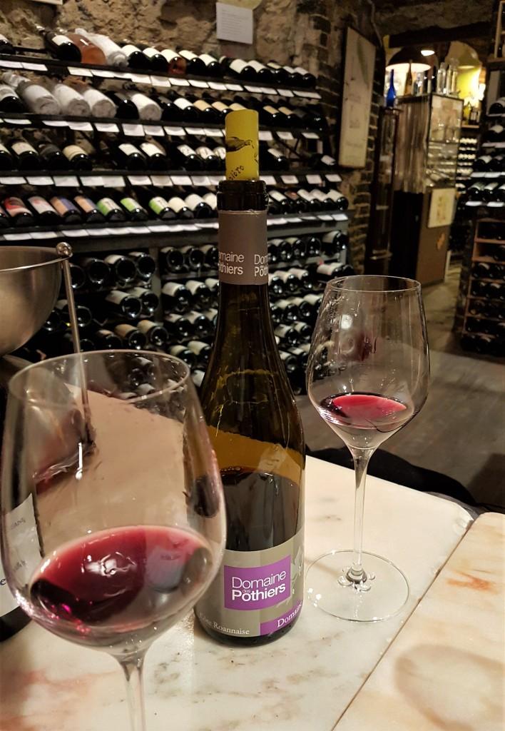 La Dernier - vinho tinto pothiers