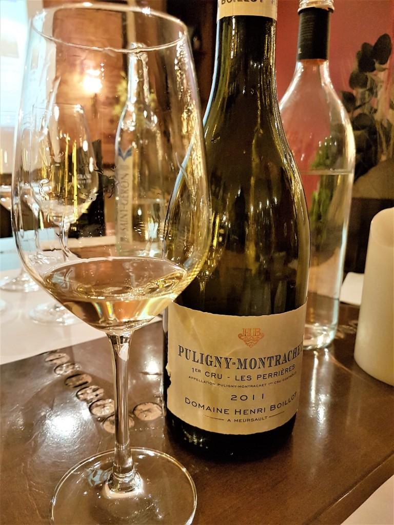 Legrand - vinho branco puligny-montrachet