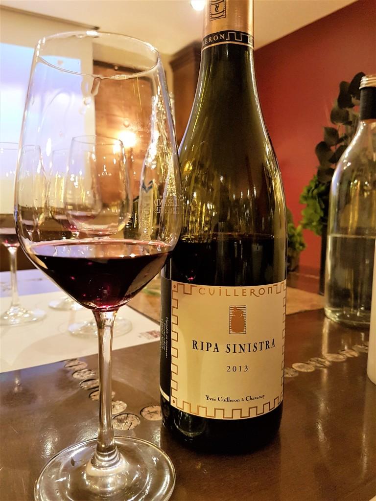 Legrand - vinho tinto ripa