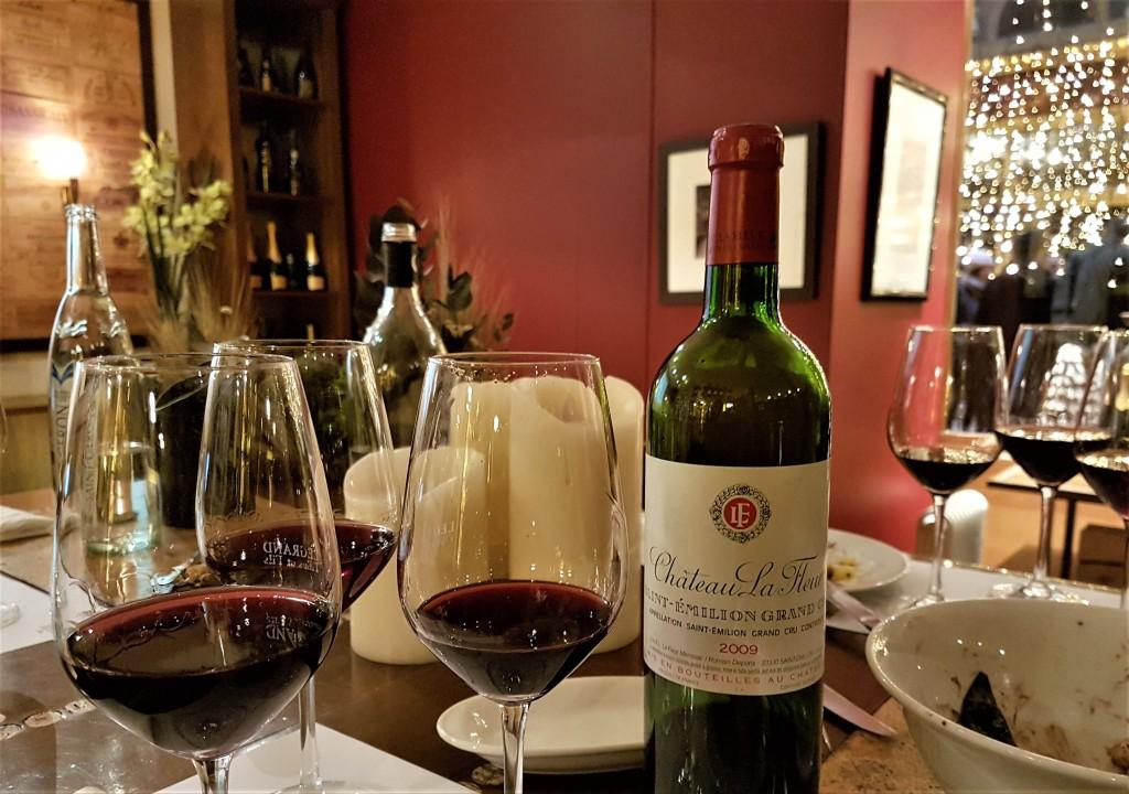 Legrand - vinho tinto saint-emilion