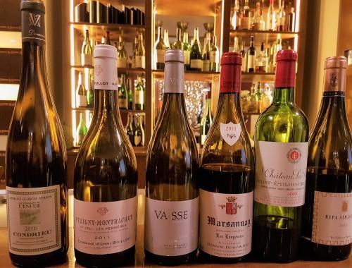 Em Paris, descobrindo mais sobre ótimos vinhos de pequenos produtores da França