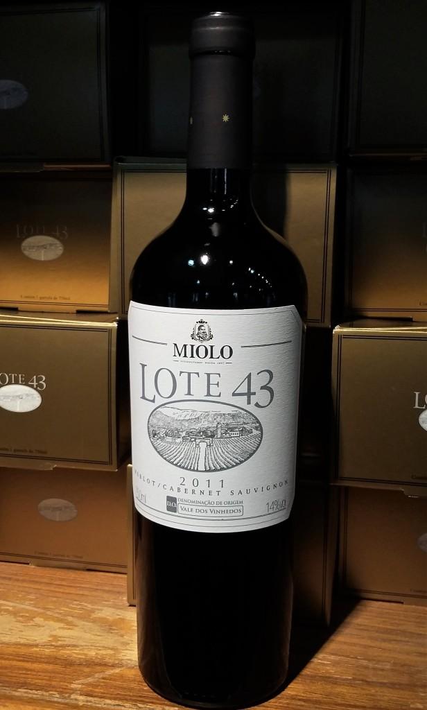 O vinho-ícone da Miolo