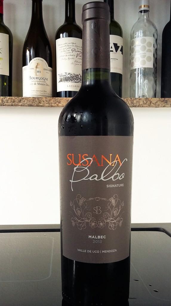 Dominio - vinho signature 1