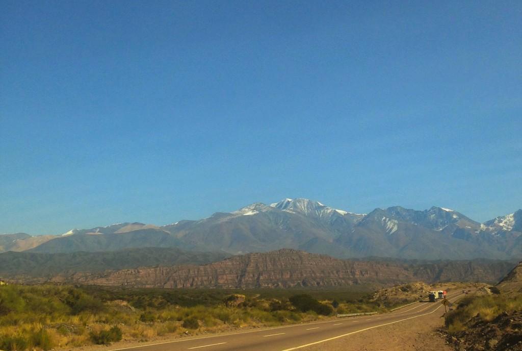 Mendoza - Cordilheira 2