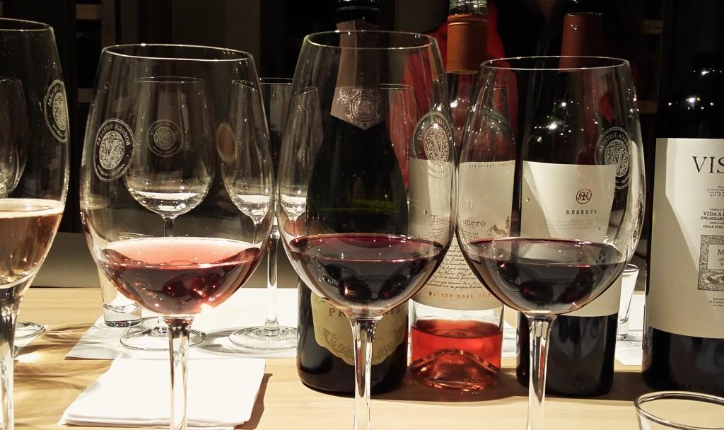 Degustação de quatro vinhos dá um bom panorama do estilo da vinícola