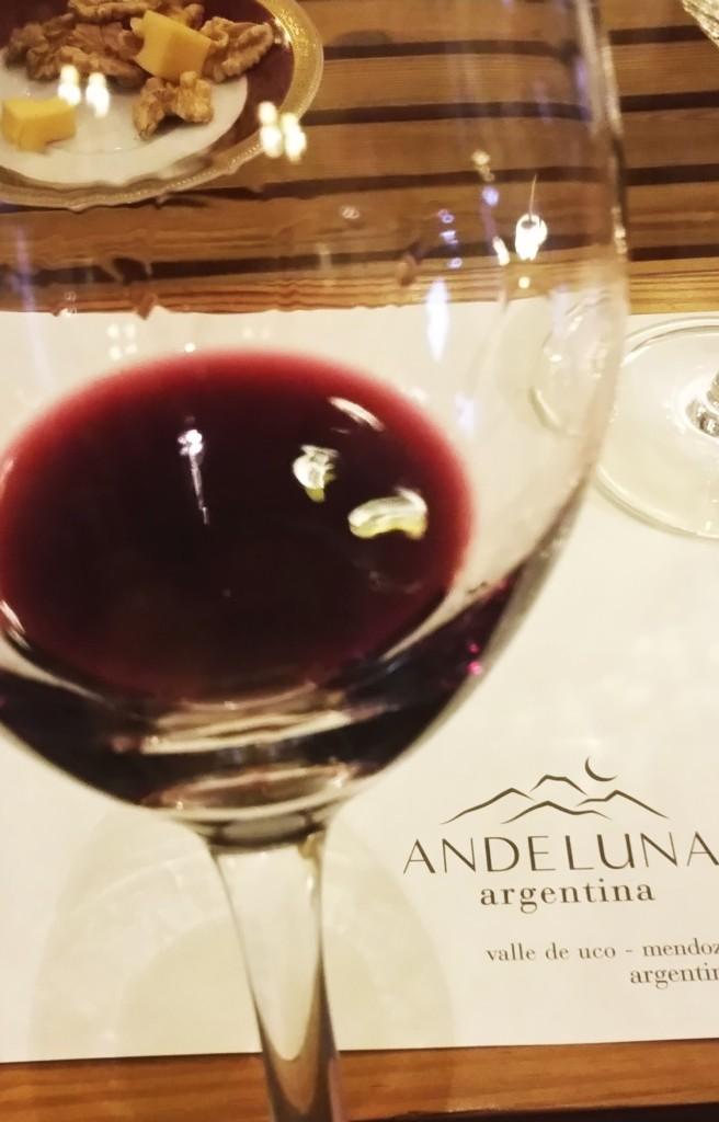Andeluna - vinhos degustação 2
