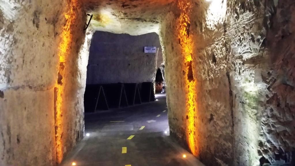 'Pitas' das caves sinalizadas como ruas: esses labirintos são patrimônio da Unesco