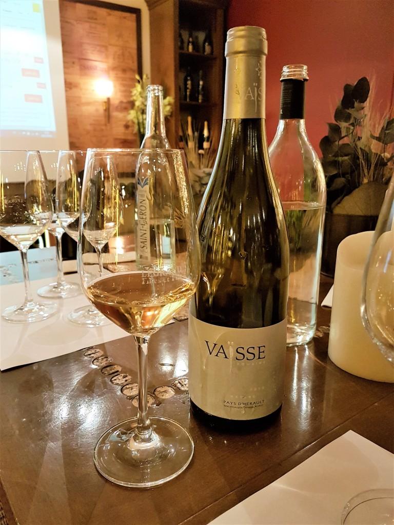 Legrand - vinho branco vasse